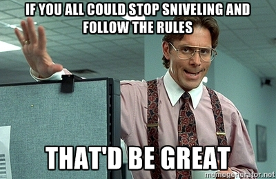 lumberg-follow-my-rules