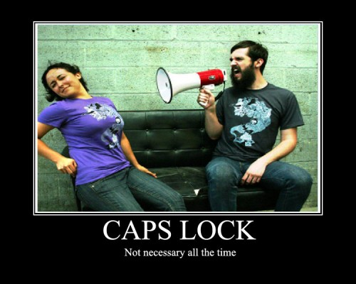 caps-lock-not-always-necessary