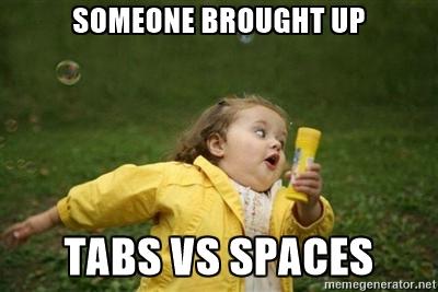 tabs-vs-spaces-run-away