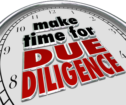 Make-Time-for-Due-Diligence