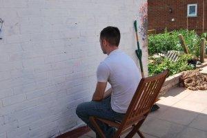 man-watching-paint-dry
