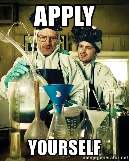apply yourself, from breaking bad